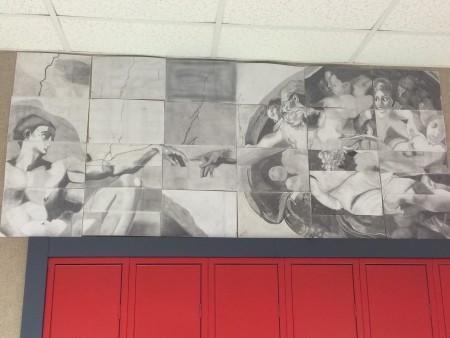 Art Hallway